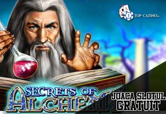 Secrets of Alchemy – Joaca Gratuit