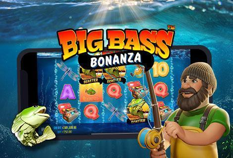 big bass bonanza pacanele gratis