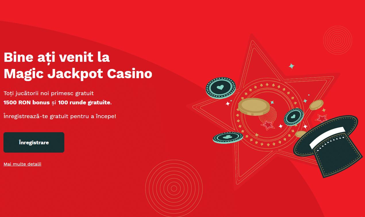 bonus magic jackpot casino