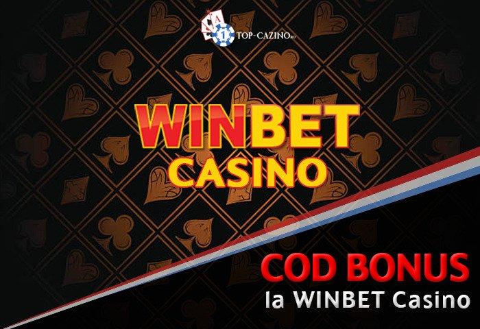 Winbet cod promotional