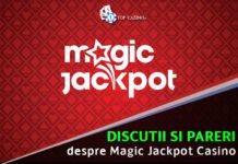 discutii si pareri magic jackpot casino