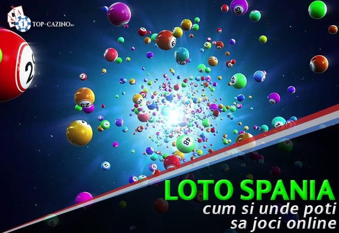 Loto Spania (Bono si Primitiva)