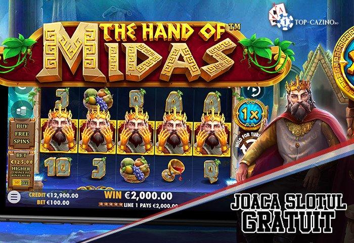 The Hand of Midas – Joaca Gratuit