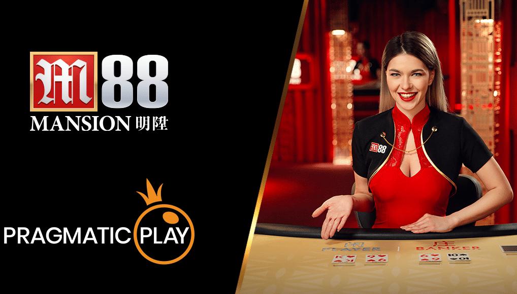 pragmatic play casino live m88