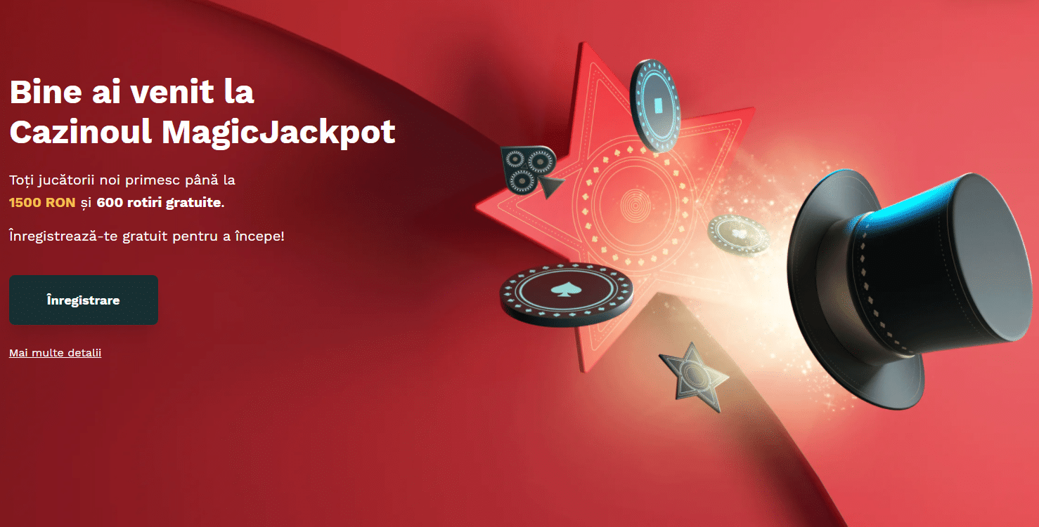 Pareri Magic Jackpot