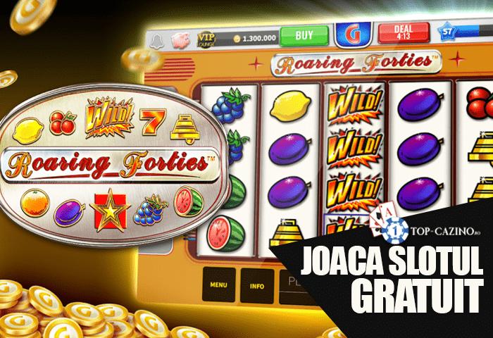 Roaring Forties Gratis – Joaca online Gratuit!