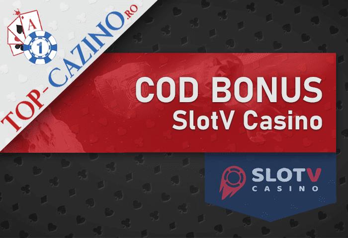 Cod Bonus SlotV Casino