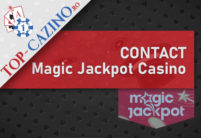 Contact Magic Jackpot Casino