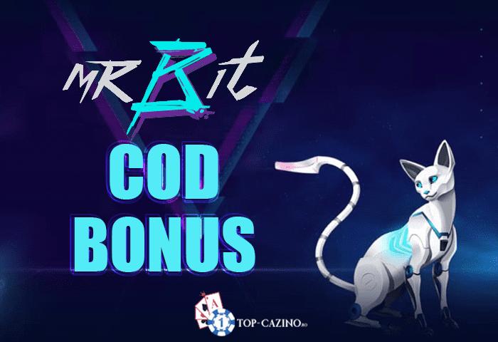 Cod Bonus Mr Bit Casino