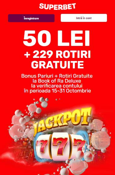 Bonus Fara Depunere Superbet Casino
